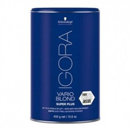 copy of SCHWARZKOPF PROFESSIONAL - IGORA VARIO BLOND - SUPER PLUS (450g)