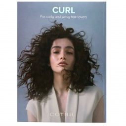 COTRIL - CURL - KIT - Shampoo - Conditioner - Spray Revives Ricci