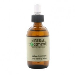 EMMEBI ITALIA - MINERAL TREATMENT - EARTH - LOZIONE DEFORFORANTE