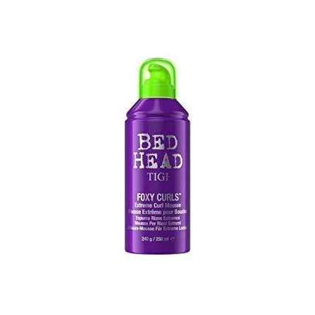 TIGI - BED HEAD - FOXY CURLS - Extreme Curl Mousse 250ml