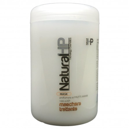 NATURAL HP - LIBERTY HAIR - MASK - Maschera Idratante Frutti Amari