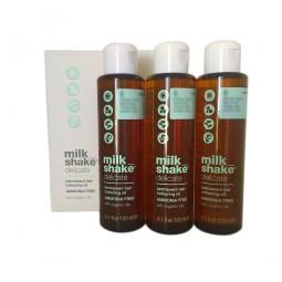 MILK SHAKE - DELICATE PERMANENT HAIR COLOURING OIL (3x120ml) Olio colorante