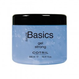 COTRIL - SALON BASICS - GEL STRONG (500ml)