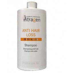 INTRAGEN - COSMETIC TRICHOLOGY - ANTI HAIR LOSS - Anti-Cancer Shampoo (1000ml)