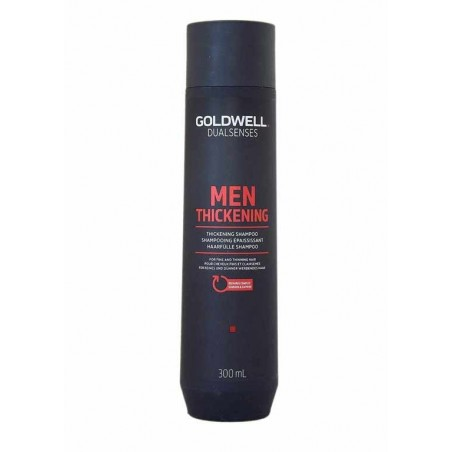 GOLDWELL - DUALSENSES - MEN THICKENING - Shampoo (300ml) Shampoo capelli fini