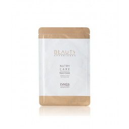 EMMEBI ITALIA - Beauty Experience - Nutry Care Face Mask - Maschera purificante alla bava di lumaca