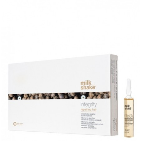Z.ONE - MILK SHAKE - INTEGRITY - REPAIRING HAIR (8 fiale da 12ml) Trattamento riparatore