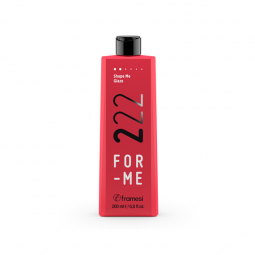 Framesi For-Me 222 Shape Me Glaze - Fluido modellante volumizzante 200ml