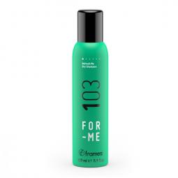 Framesi For-Me 103 Refresh Me Dry Shampoo - Polvere Spray per capelli 150ml