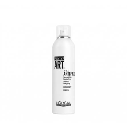 L'OREAL PROFESSIONNEL - TECNI.ART - FIX ANTI-FRIZZ - Spray (250ml) Styling - Finish