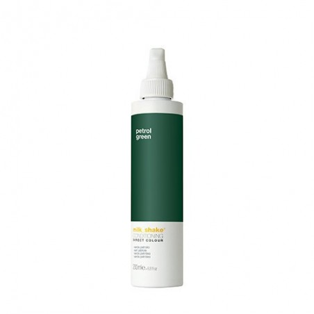 Z.ONE CONCEPT - MILK SHAKE - DIRECT COLOUR - Petrol Green (100ml) Colorazione diretta