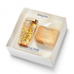KÉRASTASE - ELIXIR ULTIME - Sublime Shine - Kit Shampoo + Maschera