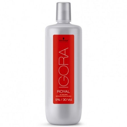 SCHWARZKOPF PROFESSIONAL - IGORA - ROYAL - OIL DEVELOPER 9%/30 VOL. (1000ml) Emulsione in Olio