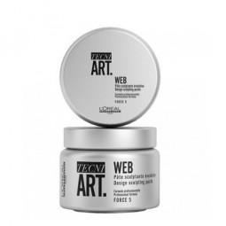 L'OREAL PROFESSIONNEL - TECNI.ART - WEB 5 (150ml) Pasta per capelli modellante