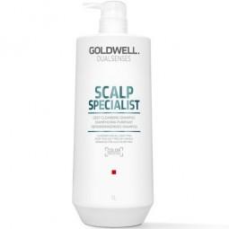 GOLDWELL - DUALSENSES - SCALP SPECIALIST - Deep Cleansing (1Litro) Shampoo