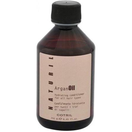 COTRIL - NATURIL ARGAN OIL - Hydrating conditioner (250ml) Balsamo idratante