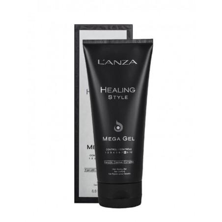 L'ANZA - HEALING STYLE - Mega Gel (200ml) Gel Extra Forte