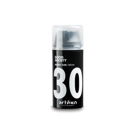 ARTE'GO - GOOD SOCIETY - PERFECT CURL CREAM 30 (100ml) Crema per i ricci