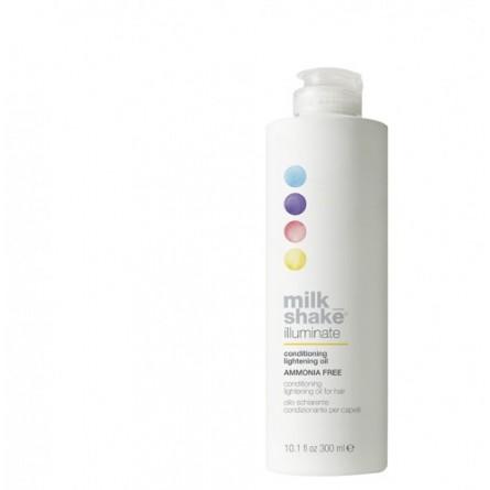 Z.ONE CONCEPT - MILK SHAKE - ILLUMINATE - Conditioning lightening oil (300ml) Olio schiarente