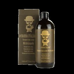BARBA ITALIA - MICHELANGELO (1000ml) Shampoo tripla azione
