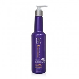 GK HAIR - SILVER BOMBSHELL 3 (280ml) Shampoo per capelli colorati