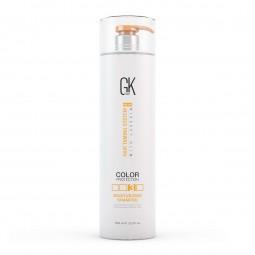 GK HAIR - Hair Taming System - 3 Moisturizing Shampoo Color Protection (1000ml) Shampoo Idratante
