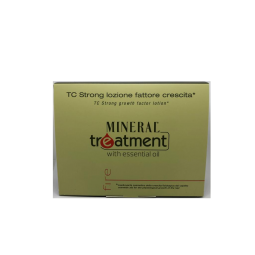 EMMEBI ITALIA - MINERAL TREATMENT - FIRE TC STRONG GROWTH FACTOR LOTION (12x6ml)