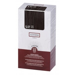 LUCENS - COLOR KIT (145ml) 5.17 Ice Coffee - Colorazione permanente