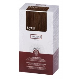 LUCENS - COLOR KIT (145ml) 6.77 Haselnuss - Permanente Färbung