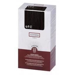 LUCENS - COLOR KIT (145ml) 4.0 Kastanie - Permanente Färbung