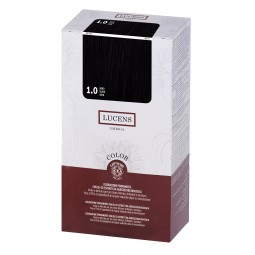 LUCENS - COLOR KIT (145ml) 1.0 Nero - Colorazione permanente