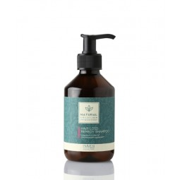EMMEBI ITALIA - NATURAL SOLUTION - HAIR LOSS REMEDY SHAMPOO (250ml) Anti-Fall-Shampoo