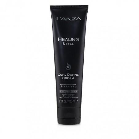 L'ANZA - HEALING CURLS - Curl Define Cream (125ml) Crema stilistica