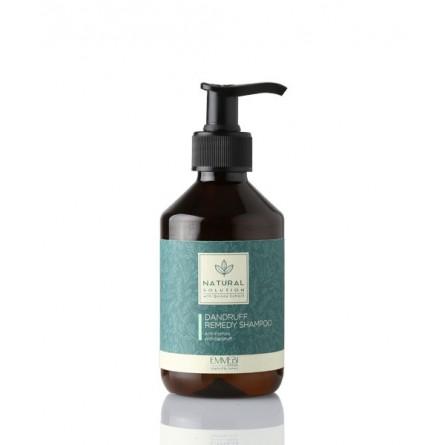 EMMEBI ITALIA - NATURAL SOLUTION - DANDRUFF REMEDY SHAMPOO (250ml) Shampoo anti forfora