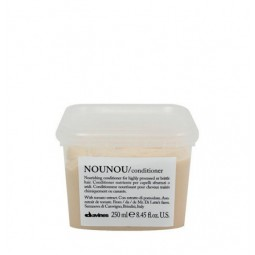 DAVINES - ESSENTIAL HAIR CARE - NOUNOU CONDITIONER (250ml) Balsamo per capelli decolorati