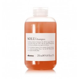 DAVINES - ESSENTIAL HAIR CARE - SOLU SHAMPOO (250ml) Shampoo rinfrescante