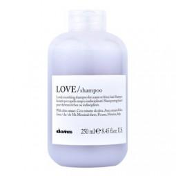 DAVINES - ESSENTIAL HAIR CARE - LOVE SMOOTH SHAMPOO (250ml) Shampoo lisciante