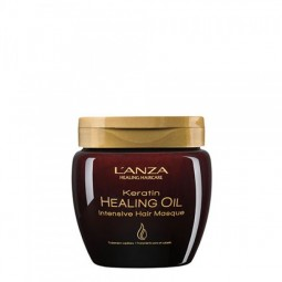 L'ANZA - KERATIN HEALING OIL - Intensive Hair Masque (210ml) Maschera idratante