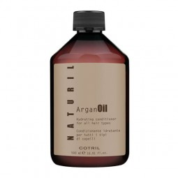 COTRIL - NATURIL ARGAN OIL - Hydrating conditioner (500ml) Balsamo idratante