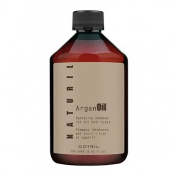 COTRIL - NATURIL ARGAN OIL - Hydrating shampoo (500ml) Shampoo idratante