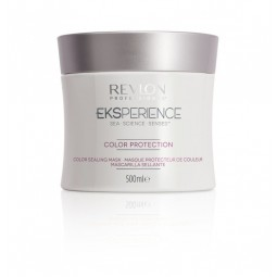 REVLON - EKSPERIENCE - COLOR PROTECTION MASK (500ml) Maschera Sigillante Colore