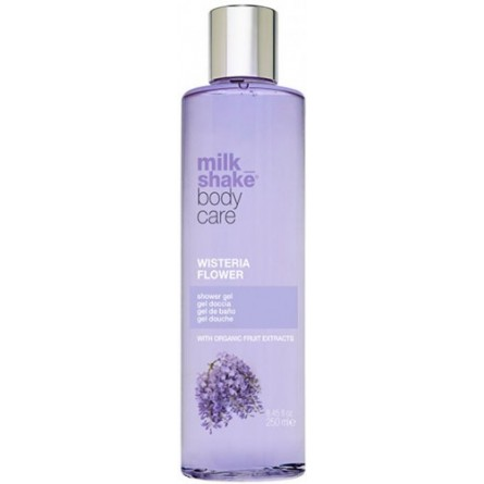 Z.ONE CONCEPT - MILK SHAKE - BODY CARE - WISTERIA FLOWER (250ml) Gel doccia
