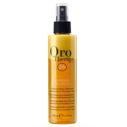 FANOLA - ORO THERAPY - 24K BI-PHASE ORO PURO (200ml) Conditioner bifasico illuminante