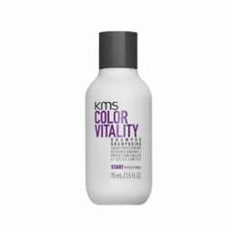 KMS CALIFORNIA - COLORVITALITY - SHAMPOO (75ml) Shampoo