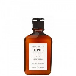 DEPOT - No.101 NORMALIZING DAILY SHAMPOO (250ml) Shampoo normalizzante - rinfrescante