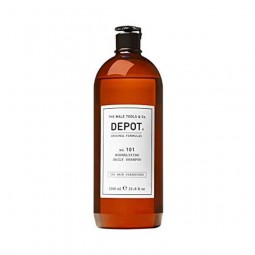 DEPOT - No.101 NORMALIZING DAILY SHAMPOO (1000ml) Shampoo normalizzante - rinfrescante