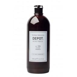DEPOT - No.104 SILVER SHAMPOO (1000ml) Shampoo per capelli grigi