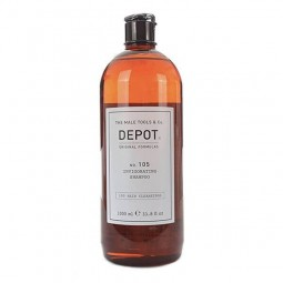 DEPOT - No.105 INVIGORATING SHAMPOO (1000ml) Shampoo energizzante