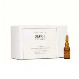 DEPOT - No.205 INVIGORATING HAIR TREATMENT (10x5ml) Trattamento energizzante