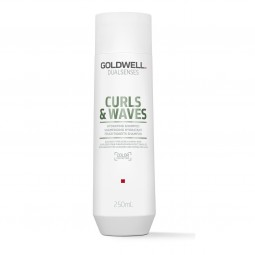GOLDWELL - DUALSENSES - CURLS & WAVES Hydrating Shampoo (250ml) Shampoo per capelli ricci